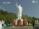 Chinese President With Military Leaders Bows To Mao's Statue And Asks PLA To Uphold Maoist Ideology