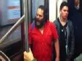 Crazy Guy Singing Gnarls Barkly On The Subway
