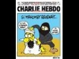 Controversial Cartoons From The Paris Humor Magazine CHARLIE HEBDO