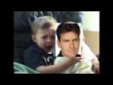 Charlie Sheen Bit My Finger!