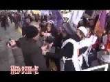 Crazy Dude Was Beaten By Women Protesters At Women's Day