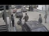 Crimea: Paramilitaries Shown With Gun To Journalist's Head