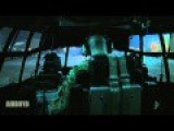 C-130 Night Takeoff, Air Drop, Landing