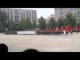 Chinese Army Drill For Victory Over Japan Parade