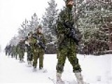 Canadian Forces To Stockpile Military Equipment In Arctic 'hubs' For Faster Response In Case Of Emergency