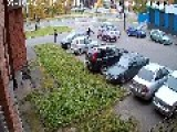 Car Crashes Compilation 2 - October 8, 2014 - Fighting On The Road, Truck, Taxi, Bikes Accidents