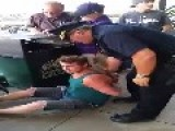 Coors Field Police Brutality Caught On Video