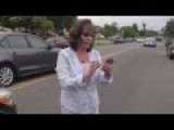 Crazy Lady Road Rage Incident
