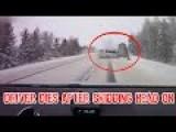 Car Crash: Driver Dies After Skidding Head-on With Big Car
