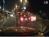 Car Crash In China