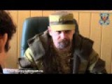 Commander Of 'Ghost Battalion A.Mozgovoy Interview With Economist And The Nation English Subs