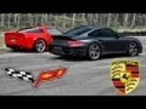 C6 Z06 Vs Porsche 997 Turbo