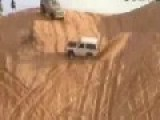 CRAZY ARAB SAND DUNE ROLL!!!