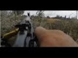 Combat Footage - Heavy Fighting Between Ukrainian Army And Novorossian Rebels