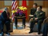 Chinese Army Chief Thanks Flying Tigers Veterans For Helping China In War Against Japan