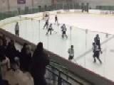 Crazy Hockey Dad