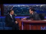 Colbert Corners Ted Cruz: How Can You Be Like Reagan When You Oppose 'Amnesty'?