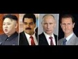 Congratulations To Al-Assad From Presidents Of Russia, DPRK, Venezuela