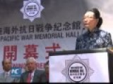 Chinese And Americans In US Celebrate Defeat Of Japan 70 Years Ago