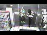 CCTV-Robbery Caught On Tape