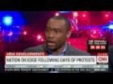 CNN Panel Explodes Over Claim That 'Black People Are Prone To Criminality'