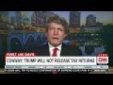 Conservative Ethics Lawyer Richard Painter Explosive CNN Interview