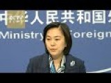 China Supports Taiwan's Territorial Claim In South China Sea