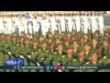 Cuba Holds Military Parade To Celebrate Revolution And Warn Trump