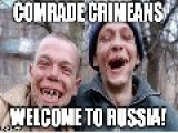 Crimea Finds Out What Russian Rule Is Like...Free Speech GONE, Crackdown On Reporters Critical Of Putler