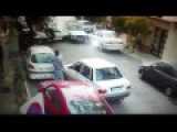 Crazy Iranian Truck Driver Loses His Mind