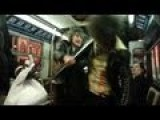Crazy Bum Attacks Odd Womon On A Bus Full Of Weird People San Francisco