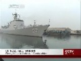 Chinese Warships Arrive In Iran To Strengthen Ties
