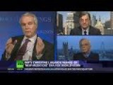CROSSTALK --- Michael Hudson Schools Brookings Institute Sock Puppet --- G20
