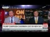 CNN's Chris Cuomo Calls Trump's Campaign Chairman A Liar Right To His Face