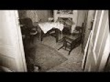 Crime Scene Photographs Of A Murder-Suicide In A House In Sydney, Australia 1940's