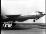 Convair YB-60 - Biggest Jet Bomber 1952