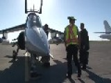 Canadian Alpha Jets - EX TRIDENT FURY Awesome Cockpit View