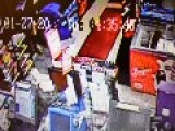 Convenience Store Employee Fired After Beating Down Robber