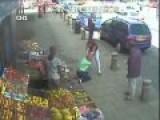 CCTV: Birmingham Road-rage Attack