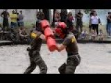 Competitions Of Battalion Azov Recruits