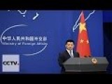 China Asks Japan To Calm Down Over North Korea's SLBM Launch