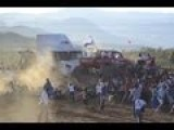 CHIHUAHUA, Mexico Monster Truck Horrible Accident Raw Footage