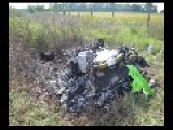 CRAZY! First Ever Lamborghini Huracan Crash At Over 200 MPH
