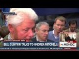 Chris Matthews: Sanders 'a Better Campaigner Than Bill Clinton'