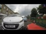 Cycling In The UK... Road Rage For LiveLeakers Entertainment!