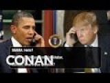 COnversations Between Trump And Obama. We All Know They Hate Trump. Funny Anyway
