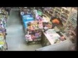 Clerk Has Dirt Thrown In Face During Attempted Robbery