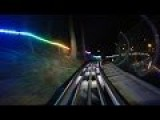 Cool Smokey Mountain Coaster Ride At Night