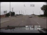 Carrollton Texas Police Department Pursuit With Infant In Suspect's Vehicle