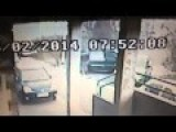 CCTV: Woman Kidnapped In Belgrade, Serbia